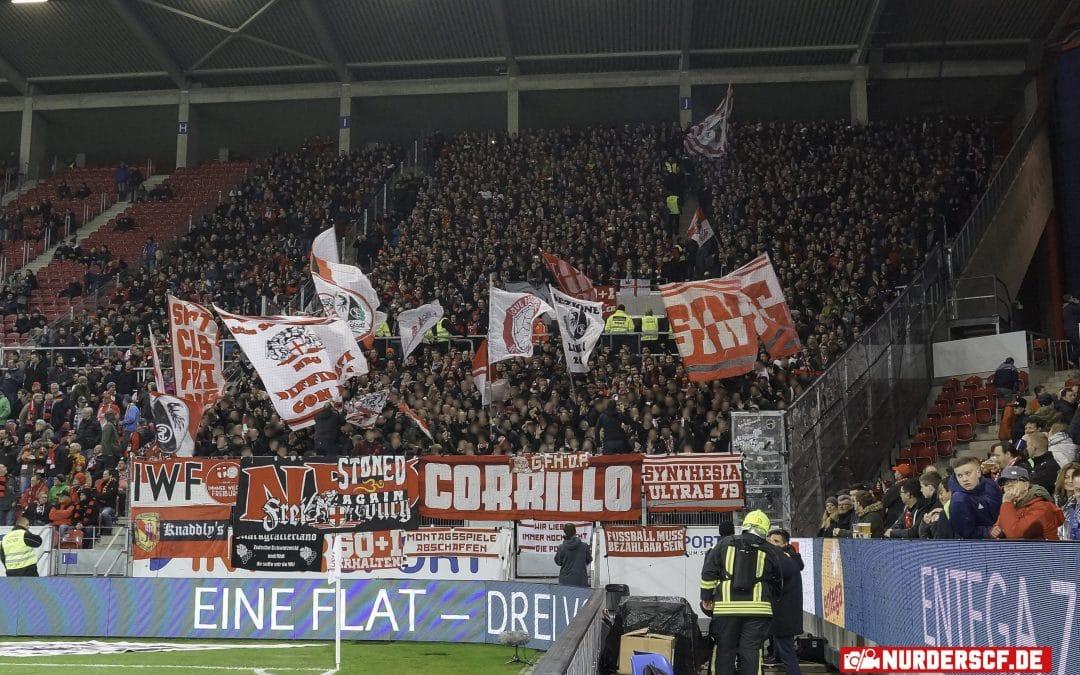 1. FSV Mainz 05 – SC Freiburg 5:0, 05.04.2019 – 28. Spieltag Bundesliga