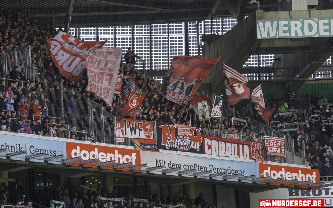 SV Werder Bremen – SC Freiburg 2:1, 13.04.19 – 29. Spieltag