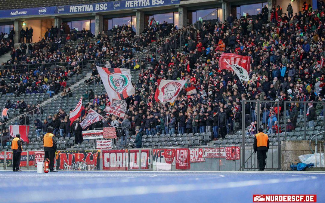 Hertha BSC – SC Freiburg 1:0, 14.12.19 – 15. Spieltag Bundesliga