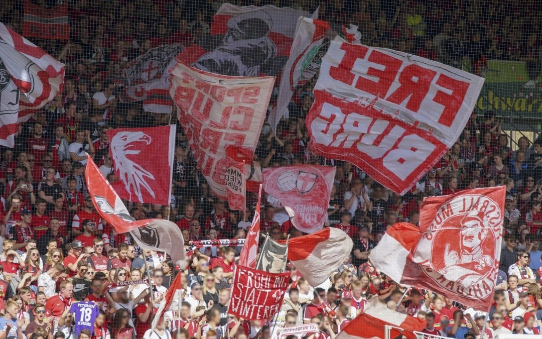 Mainz vs. Freiburg: Kein Support / Protestaktionen