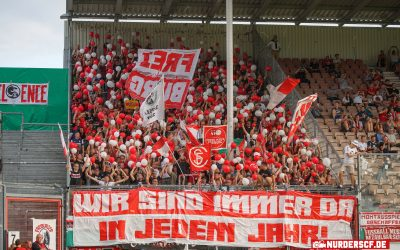 FC Energie Cottbus – SC Freiburg 2:2 (3:5 n. E.), 20.08.18 – 1. Runde Pokal