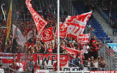 """""""Sinsheim"""" – SC Freiburg 3:1, 01.09.18 – 2. Spieltag Bundesliga"""