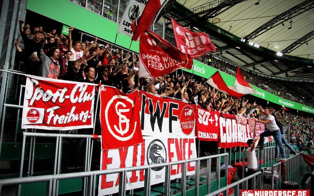 VfL Wolfsburg – SC Freiburg 1:3, 22.09.18 – 4. Spieltag Bundesliga