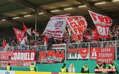 Kieler SV Holstein – SC Freiburg 2:1, 31.10.18 – 2. Runde Pokal