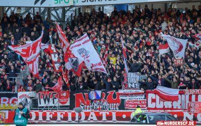 1. FC Nürnberg – SC Freiburg 0:1, 22.12.18 – 17. Spieltag Bundesliga