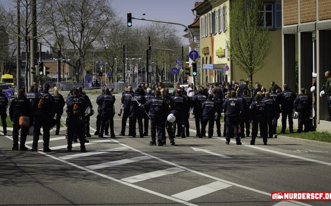 Nein zum neuen Polizeigesetz in BW!