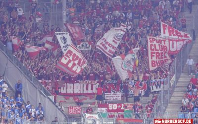 1. FC Magdeburg – SC Freiburg 0:1 n. V., 10.08.19 – 1. Runde Pokal