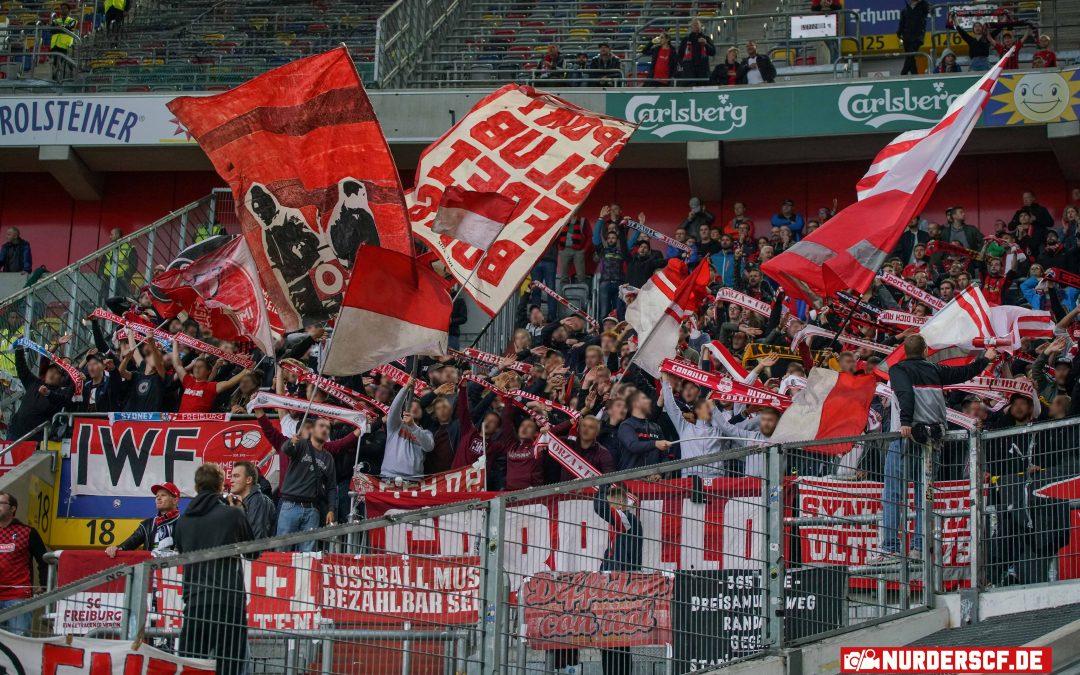 Fortuna Düsseldorf – SC Freiburg 1:2, 29.09.19 – 6. Spieltag Bundesliga