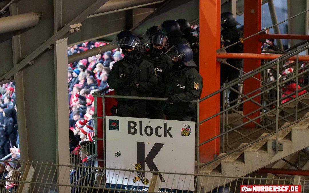 Eskalation stoppen – Freiburger Polizei muss Einsatzstrategie ändern