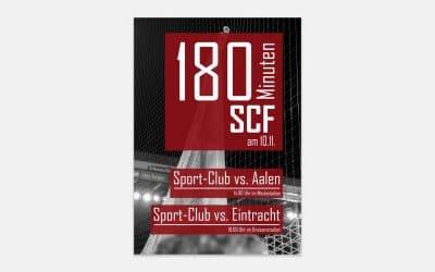 180 Minuten SCF