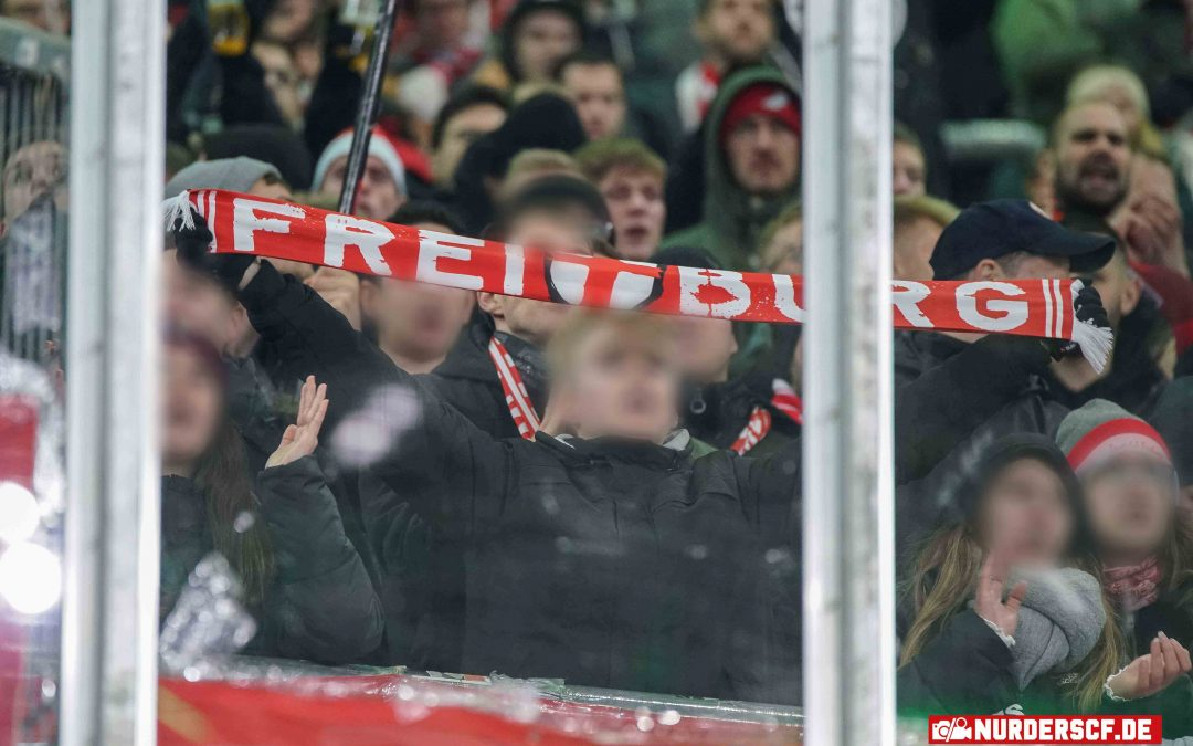 Borussia Mönchengladbach – SC Freiburg 4:2, 01.12.19 – 13. Spieltag Bundesliga